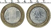 Изображение Монеты Мексика 100 песо 2007 Биметалл UNC- Дворец