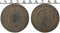 Изображение Монеты Боливия Медаль 1909 Медь XF-