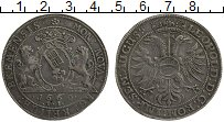 Изображение Монеты Бремен 1 талер 1660 Серебро XF