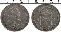 Изображение Монеты Европа Швеция 8 риксдалера 1694 Серебро XF
