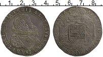Продать Монеты Брабант 1 дукатон 1618 Серебро