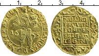 Изображение Монеты Нидерланды 1 дукат 1655 Золото XF