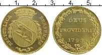 Продать Монеты Берн 2 дублона 1795 Золото