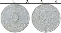 Изображение Монеты Алжир 5 сантим 1964 Алюминий VF