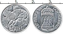 Изображение Монеты Сан-Марино 2 лиры 1973 Алюминий UNC