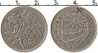 Изображение Монеты Мальта 25 центов 1986 Медно-никель XF