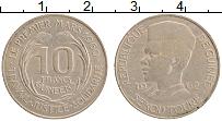 Изображение Монеты Гвинея 10 франков 1962 Медно-никель XF