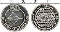 Продать Монеты Кабинда 50 сентаво 2008 Медно-никель