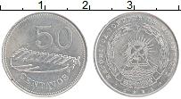 Изображение Монеты Мозамбик 50 сентаво 1980 Алюминий UNC-