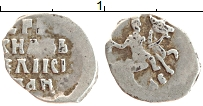 Изображение Монеты 1534 – 1584 Иван IV Грозный 1 деньга 0 Серебро VF ДЕ
