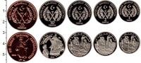 Изображение Наборы монет Сахара Сахара 2013 2018  UNC
