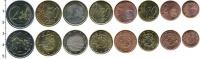Изображение Наборы монет Финляндия Финляндия 1999-2002 0  UNC-