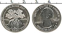 Изображение Мелочь США 1/4 доллара 2020 Медно-никель UNC S. Национальный исто