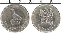 Продать Монеты Родезия 20 центов 1975 Медно-никель