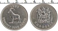 Продать Монеты Родезия 25 центов 1975 Медно-никель
