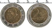 Продать Монеты Монако 2 евро 2007 Биметалл