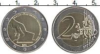 Изображение Монеты Мальта 2 евро 2011 Биметалл UNC- Первые выборы