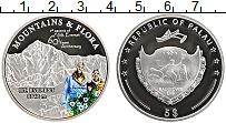 Изображение Монеты Палау 5 долларов 2013 Серебро Proof