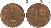 Изображение Монеты Малайзия 1 сен 1978 Бронза XF