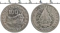 Продать Монеты Индонезия 100 рупий 1978 Медно-никель