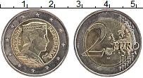 Продать Монеты Латвия 2 евро 2014 Биметалл