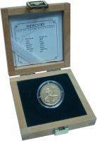 Изображение Подарочные монеты Острова Кука 50 долларов 2008 Золото BUNC