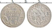 Изображение Монеты Ватикан 1 гроссо 1737 Серебро XF- Клемент XII