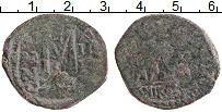 Изображение Монеты Антика Византия 1 фоллис 0 Медь VF