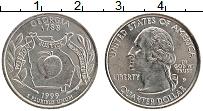 Изображение Монеты США 1/4 доллара 1999 Медно-никель UNC