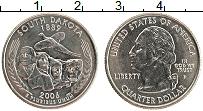 Изображение Монеты США 1/4 доллара 2006 Медно-никель UNC
