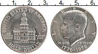 Изображение Монеты США 1/2 доллара 1976  UNC