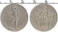 Изображение Монеты Ватикан 50 чентезимо 1930 Медно-никель XF