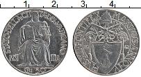 Изображение Монеты Ватикан 50 чентезимо 1942 Медно-никель UNC Пий XII.