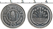 Продать Монеты Бангладеш 50 пойша 1977 Сталь