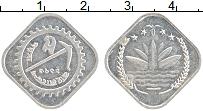 Изображение Монеты Бангладеш 5 пойша 1973 Алюминий UNC