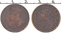 Изображение Монеты Цейлон 1 цент 1922 Бронза VF