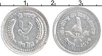 Изображение Монеты Непал 5 пайс 1984 Алюминий XF