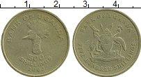 Изображение Монеты Уганда 500 шиллингов 2003 Латунь XF