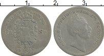 Изображение Монеты Швеция 1/16 ригсдаллера 1855 Серебро VF Оскар