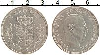 Изображение Монеты Дания 5 крон 1961 Медно-никель XF Фредерик IХ