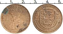 Изображение Монеты Остров Джерси 1/24 шиллинга 1923 Бронза XF Георг V