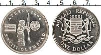Изображение Монеты Сомали 1 доллар 2004 Медно-никель UNC