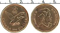 Изображение Монеты Канада 1 доллар 2006 Латунь UNC-