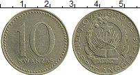 Изображение Монеты Ангола 10 кванза 1978 Медно-никель XF
