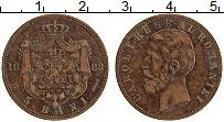 Изображение Монеты Румыния 5 бани 1883 Медь XF