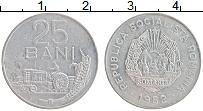 Изображение Монеты Румыния 25 бани 1982 Алюминий XF