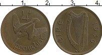 Изображение Монеты Ирландия 1/4 пенни 1946 Бронза XF