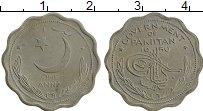 Изображение Монеты Пакистан 1 анна 1950 Медно-никель UNC-