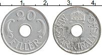 Изображение Монеты Венгрия 20 филлеров 1941 Железо XF