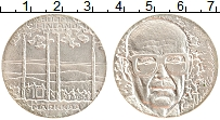 Изображение Монеты Финляндия 10 марок 1975 Серебро UNC-